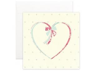 "Postcard ""The heart"""