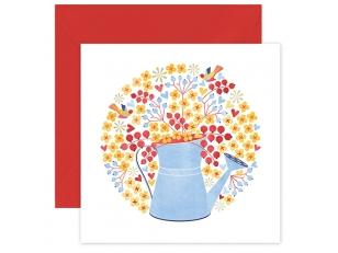 "Postcard ""Garden flowers"""