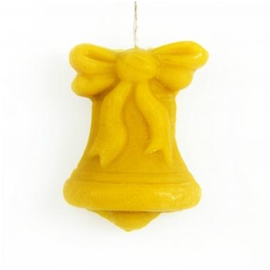 Eglutės žaisliukai iš vaško 4