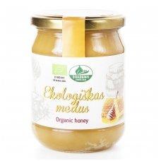 Ekologiškas pavasarinis medus