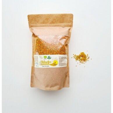 Ekologiškos žiedadulkės maišelyje
