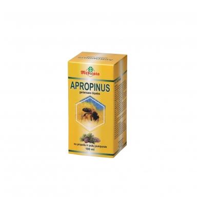 Geriamasis tirpalas imunitetui su bičių pikiu APROPINUS