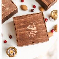 Kalėdinis medaus skanėstų rinkinys