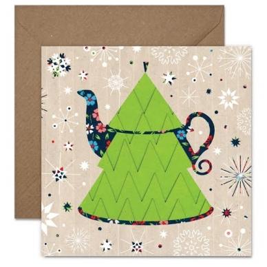 """Kalėdinis atvirukas """"Eglė"""""""