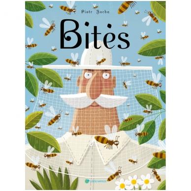 "Knyga ""Bitės"""