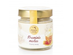 Creamy honey, 250 g