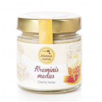 Kreminis medus, 250 g