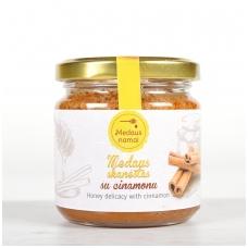 Medaus skanėstas su cinamonu, 200 g