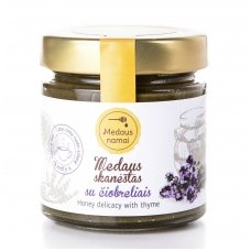 Medaus skanėstas su čiobreliais, 50 g