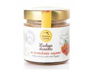Honey with sorb-apples, 200 g