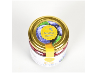 Honey with blueberries, 200 g 2