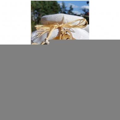 """Medaus dovana jaunavedžiams """"Medaus mėnesio medutis"""", 1 kg"""