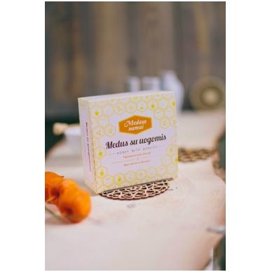 Medaus produktų rinkinys dovanų dėžutėje (4 x 50 g)
