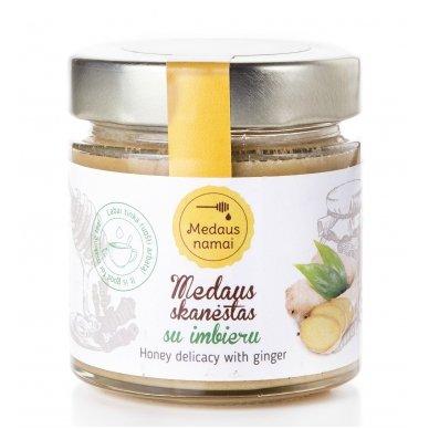 Medaus skanėstas su imbieru, 200 g