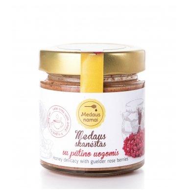 Medaus skanėstas su putino uogomis, 200 g