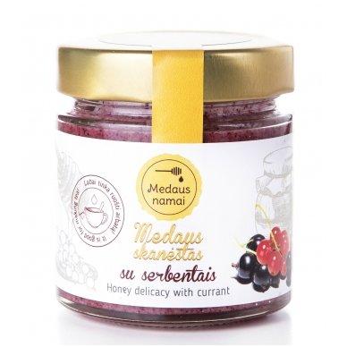 Medaus skanėstas su serbentais, 50 g