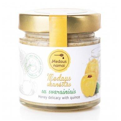 Medaus skanėstas su svarainiais, 200 g