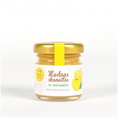 Medaus skanėstas su svarainiais, 50 g 2