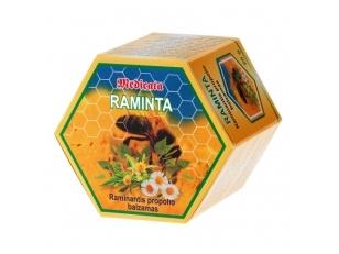 "Soothing balm of propolis ""Raminta"""