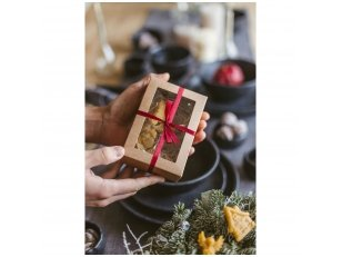 Beeswax Christmas Tree Decorations Set