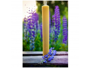 Cylinder candle (41 x 2,4 cm)